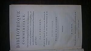 Bibliothèque commerciale - Ouvrage destiné à répandre les connaissances...
