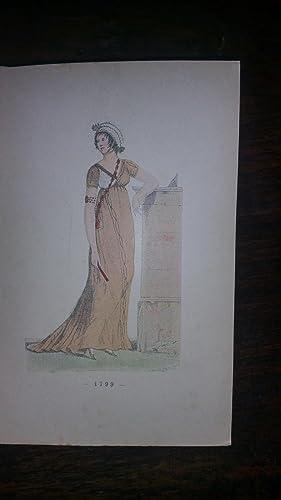 Un siècle de mode féminine, 1794-1894 - quatre cents toilettes reproduites en ...