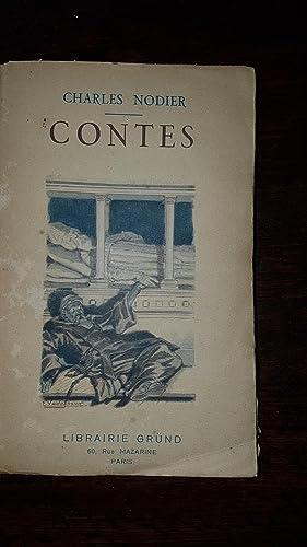 Contes et nouvelles: Charles NODIER