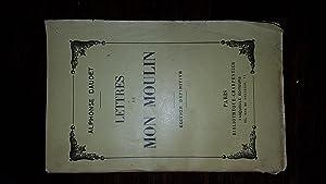 Lettres de mon moulin - Edition définitive: Alphonse DAUDET