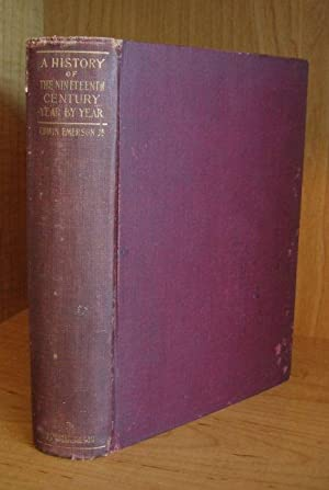 A History of the Nineteenth Century Year By Year. Volume Three. [1857-1900]