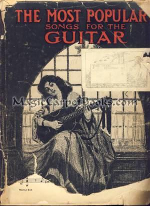 The Most Popular Songs for the Guitar: Tocaben, Louis