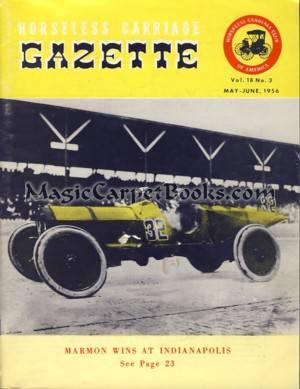 The Horseless Carriage Club Gazette, Volume 18: Bothwell, Ann (Editor)