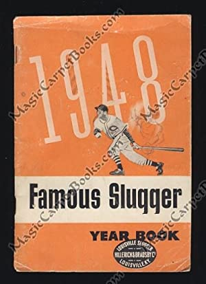 Famous Slugger Year Book 1948