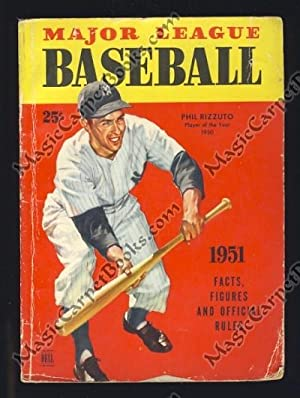 Major League Baseball Facts and Figures 1951