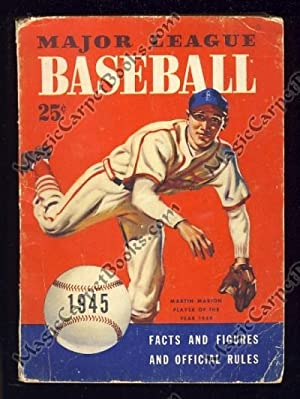 Major League Baseball Facts and Figures 1945