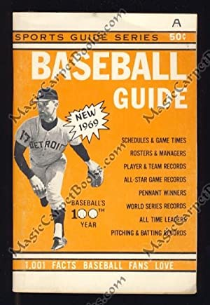 1969 Baseball Guide: Clary, Jack (Editor)