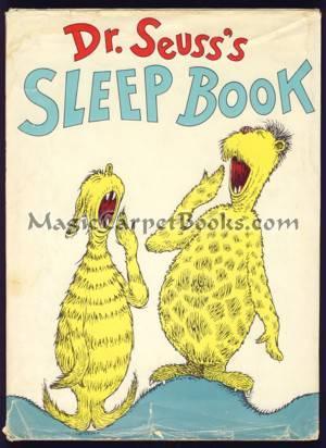 Dr. Seuss's Sleep Book: Seuss, Dr. [Theodor