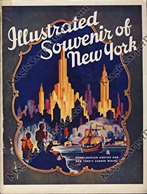 Illustrated Souvenir of New York