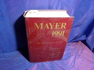 Le livre international des ventes: Mayer