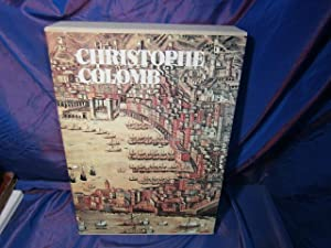 Christohe colomb genese de la grande decouverte