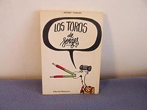 Los toros de gorges: Antonio Fraguas