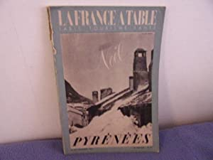 La france a table n° 10- pyrénées