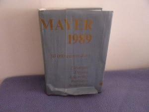 Le livre international des ventes 1989: Enrique Mayer