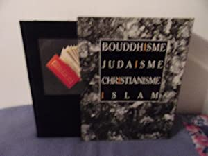 Bouddhisme-judaisme-christianisme-islam