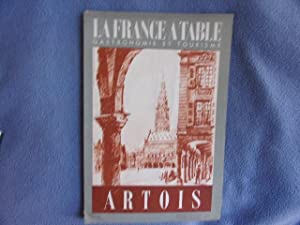 La france a table n° 306 ARTOIS