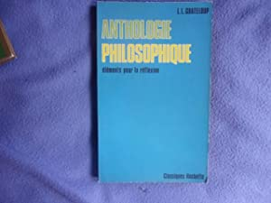 Anthologie philosophique