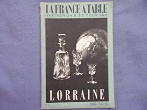 La France à table n° 34-Lorraine