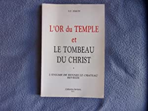 L'or du temple et le tombeau du Christ