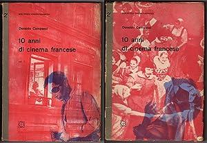 10 Anni Di Cinema Francese. Tome I -II: Campassi, Osvaldo
