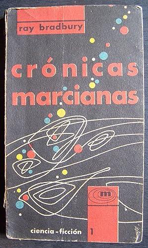 Crónicas Marcianas: Bradbury, Ray -