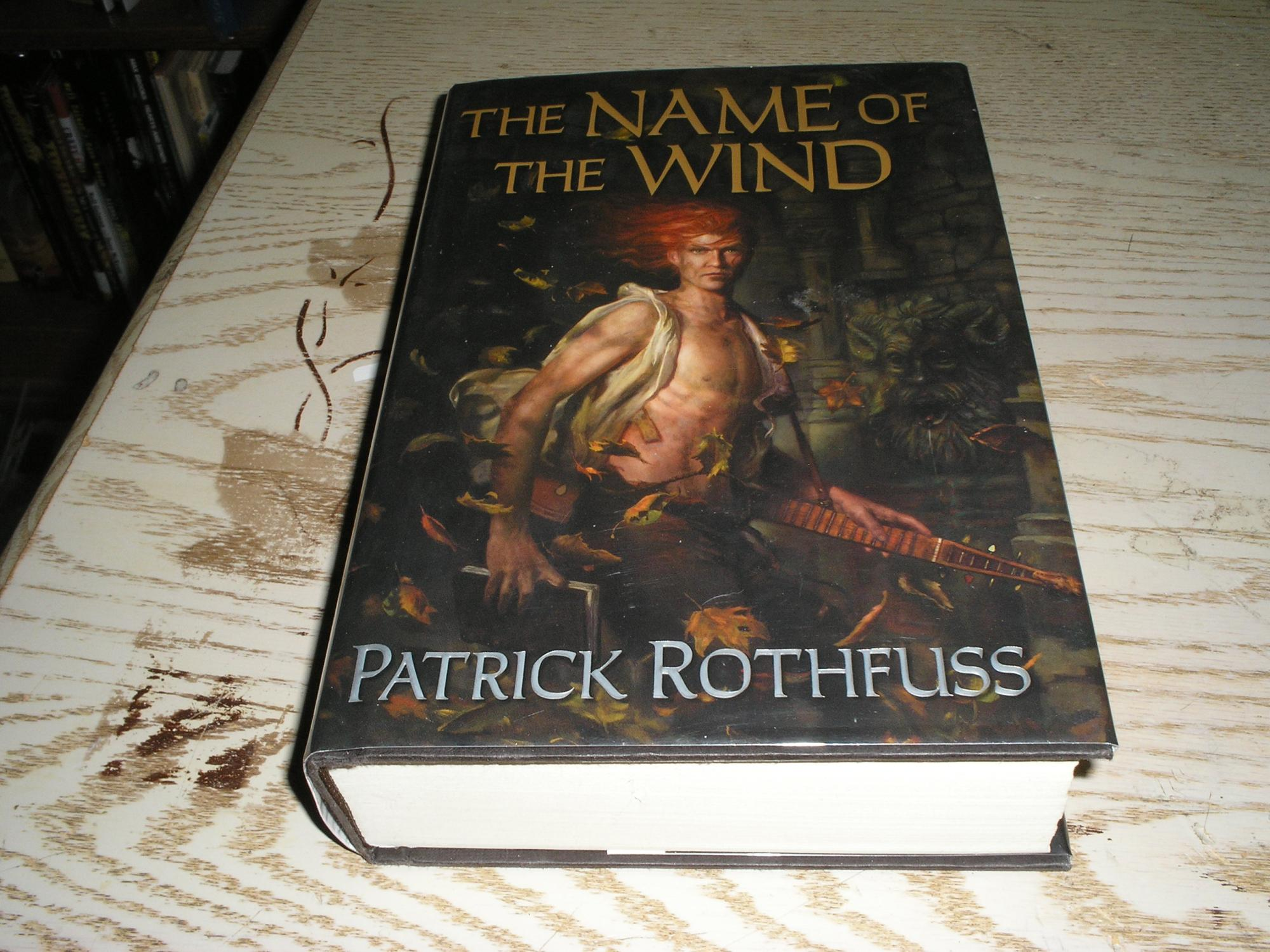 The Name of the Wind by Patrick Rothfuss: DAW 9780756404079 ... Pat Rothfuss Map on miller map, marshall map, martin map, russin map, pierce map, brown map,