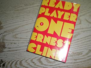 Ready Player One SIGNED TRUE FIRST EDITION: Ernest Cline