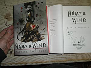 The Name of the Wind: 10th Anniversary: Patrick Rothfuss
