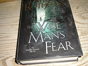 The Wise Man's Fear (Kingkiller Chronicles, Day: Patrick Rothfuss