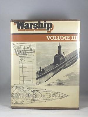 Warship Vol. III: Roberts, John [ed.]