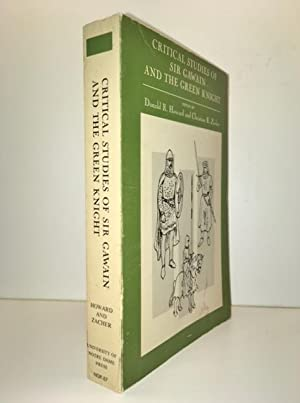 Critical Studies of Sir Gawain and the: Howard, Donald R.;
