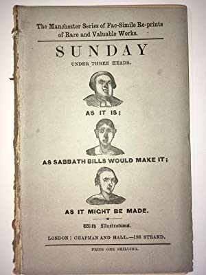Sunday Under Three Heads: Dickens, Charles