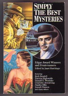 Simply the Best Mysteries: Edgar Award Winners: Hutchings, Janet (Editor);