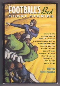 Football's Best Short Stories: Staudohar, Paul D.
