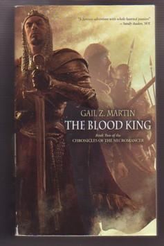The Blood King (Chronicles of the Necromancer Series, Book 2)