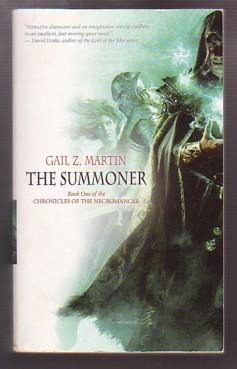 The Summoner (Chronicles of the Necromancer Series, Book 1)