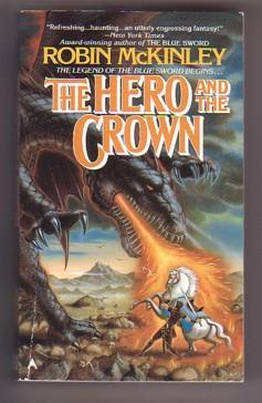 Hero and the Crown (Damar, #2)