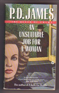 An Unsuitable Job for a Woman (Cordelia Gray Mystery, #1)