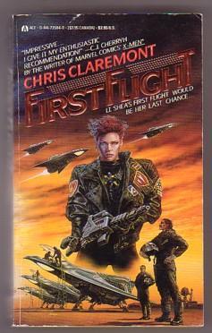 First Flight (Nicole Shea #1): Claremont, Chris