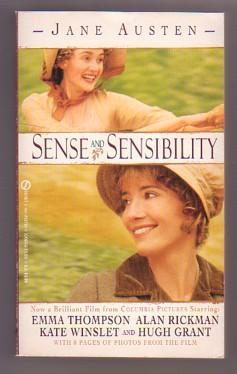 Sense and Sensibility: Austen, Jane; Drabble,