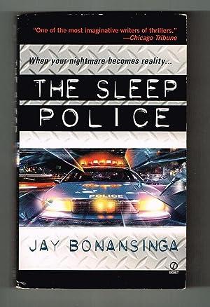 The Sleep Police: Bonansinga, Jay