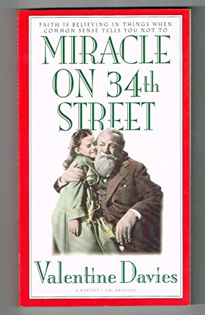 Miracle on 34th Street Gift Edition: Davies, Valentine