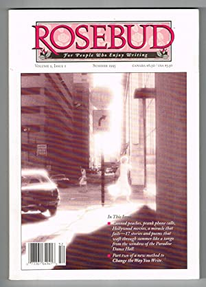 Rosebud (Volume 2, Issue 2; Summer 1995): Clark, Rod (Editor);