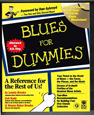 Blues For Dummies (CD included)