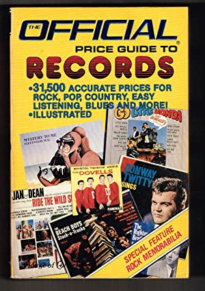 The Official Price Guide to Records