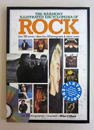 The Harmony Illustrated Encyclopedia of Rock