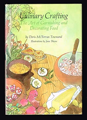 Culinary Crafting: The Art of Garnishing and Decorating Food