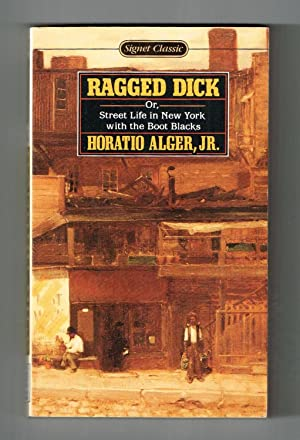 Xinw Alger ragged dick