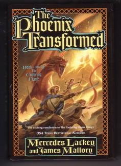 The Phoenix Unchained (Enduring Flame #3)