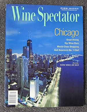 Wine Spectator: October 15, 1997 (Vol. 22, No. 10)